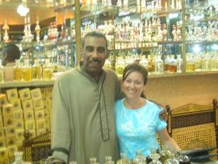 Aromaterapia Egipcia